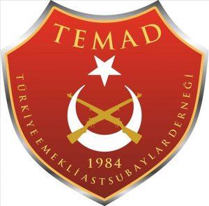 TEMAD 'ın 34' üncü Kuruluş Yıldönümü Mersin Kutlamaları,